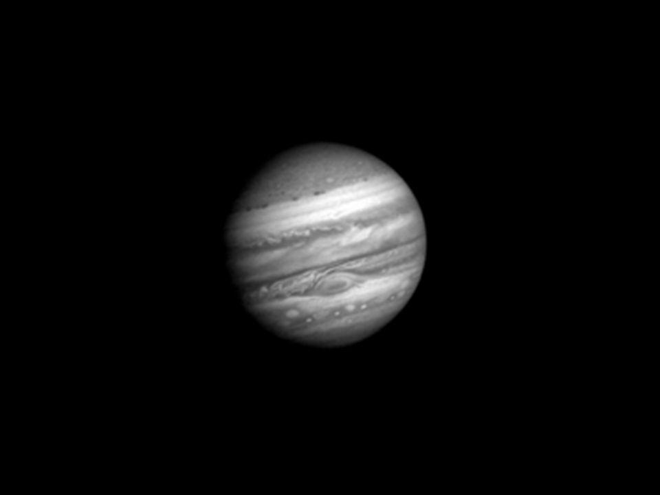 Atração Gravitacional de Júpiter