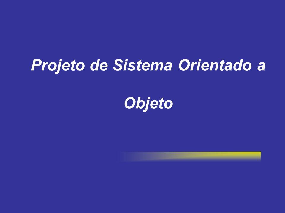 Projeto de Sistema Orientado a Objeto