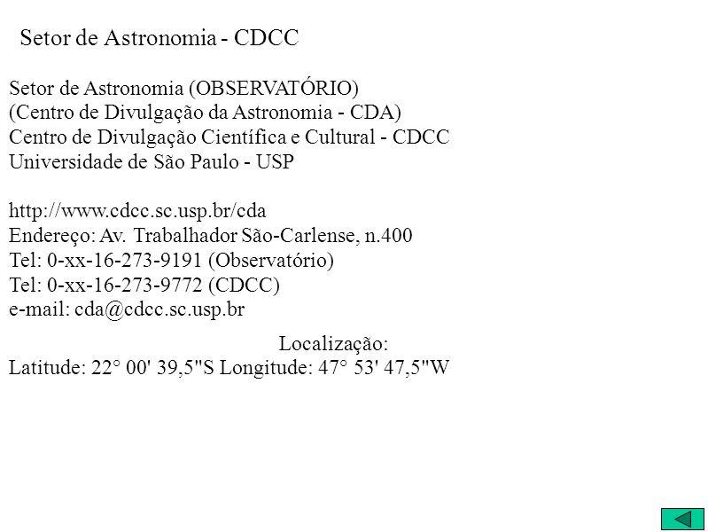 Linha Temporal 1998-2003: Mas...Cadê o Telescópio??.