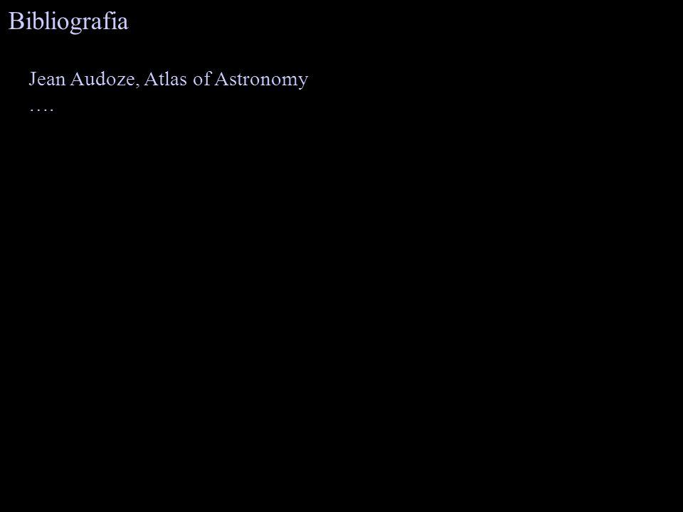 Bibliografia Jean Audoze, Atlas of Astronomy ….