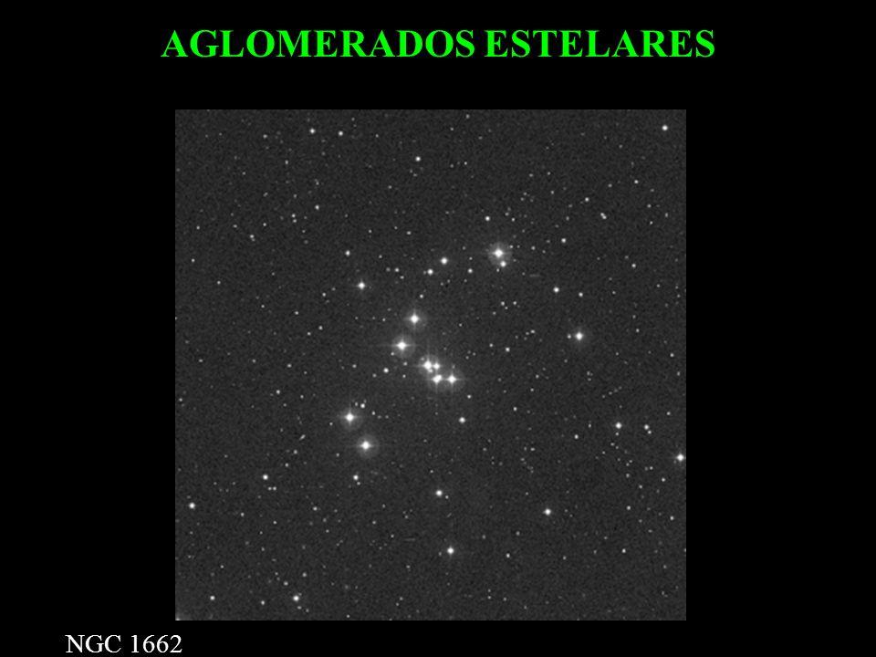 AGLOMERADOS ESTELARES NGC 1662