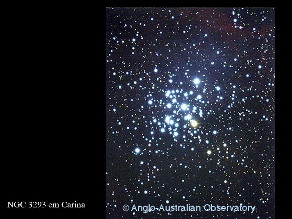 NGC 3293 em Carina