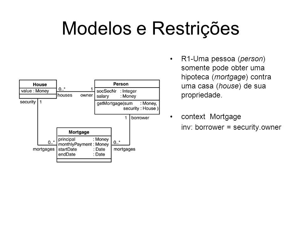 Modelos e Restrições R2-A data de inicio de uma hipoteca deve ser anterior a sua data final.