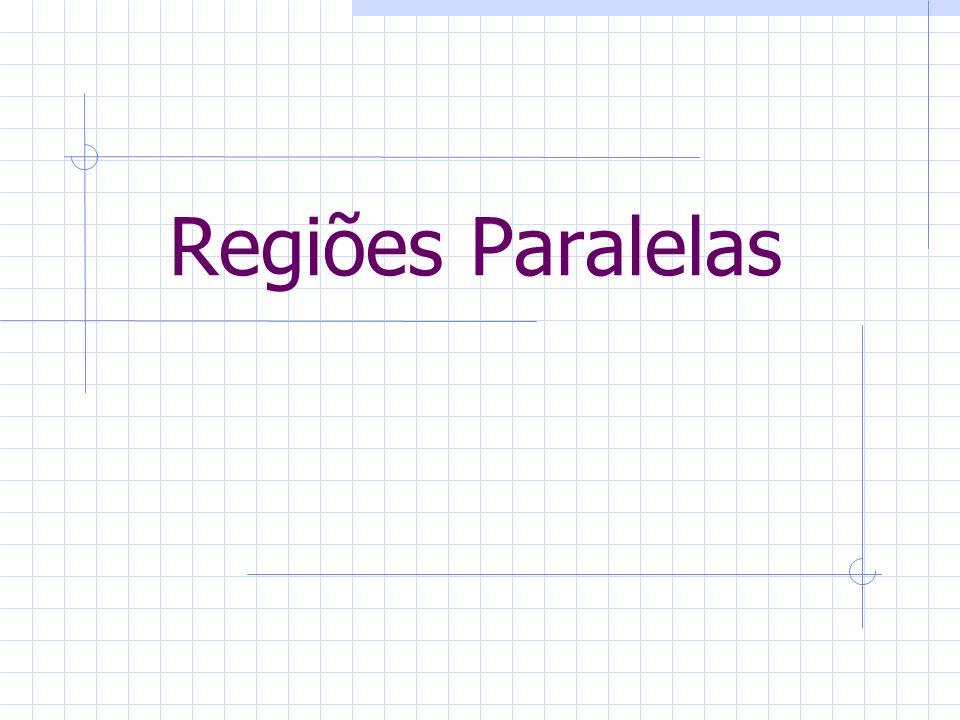 Regiões Paralelas