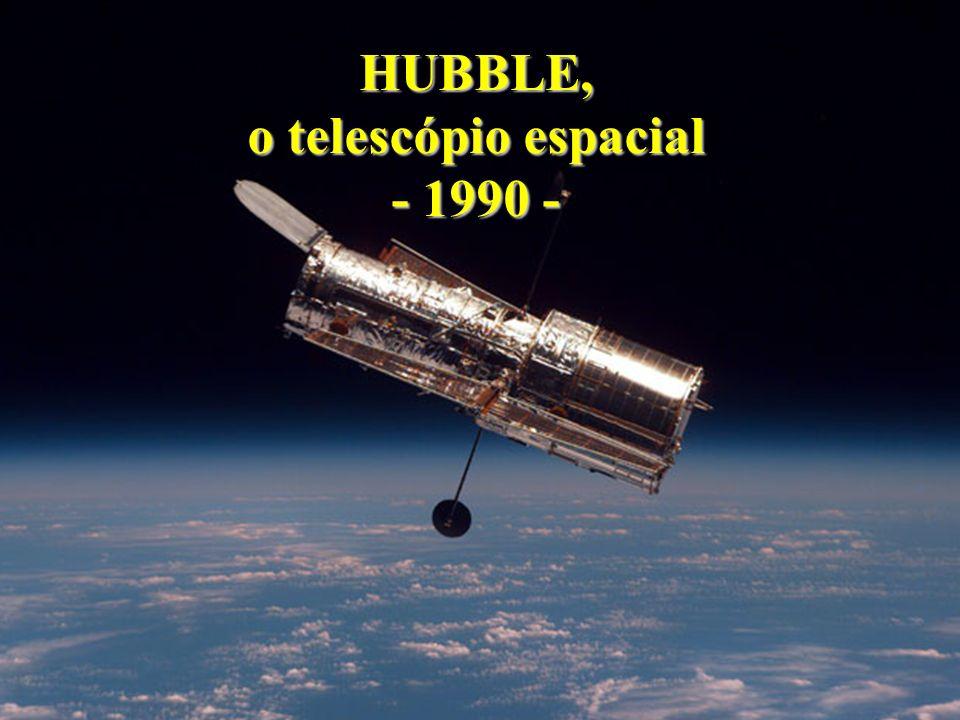 1889 - 1953 EdwinHubble e o problema das nebulosas espirais Halle, 5 m Hooker, 2.5 m
