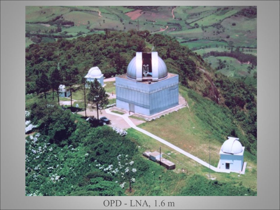 OPD - LNA, 1.6 m