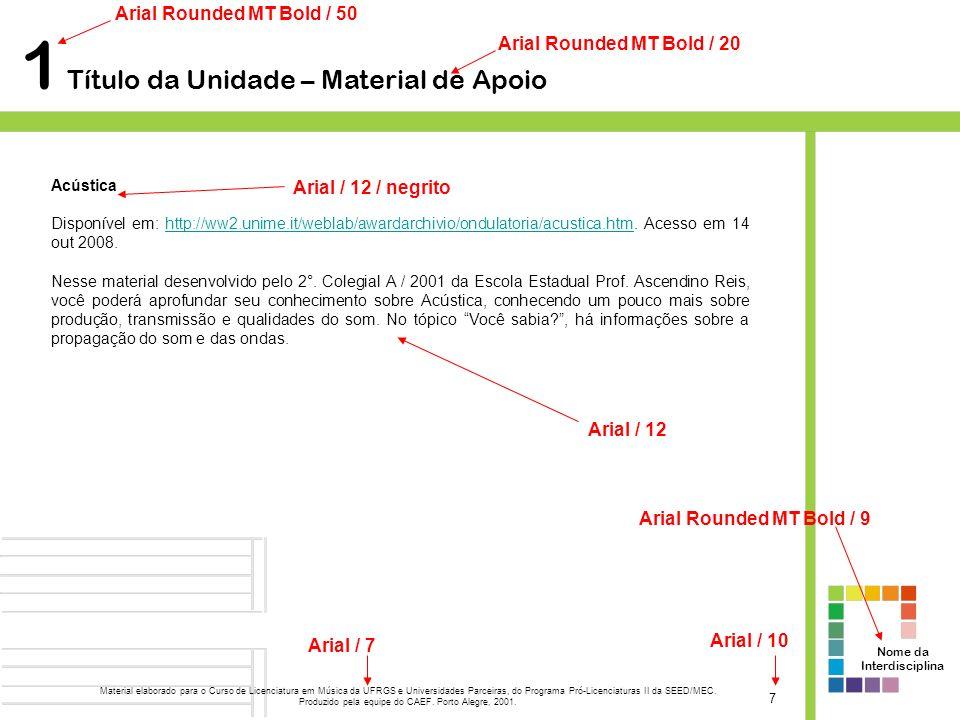Acústica Disponível em: http://ww2.unime.it/weblab/awardarchivio/ondulatoria/acustica.htm. Acesso em 14 out 2008.http://ww2.unime.it/weblab/awardarchi