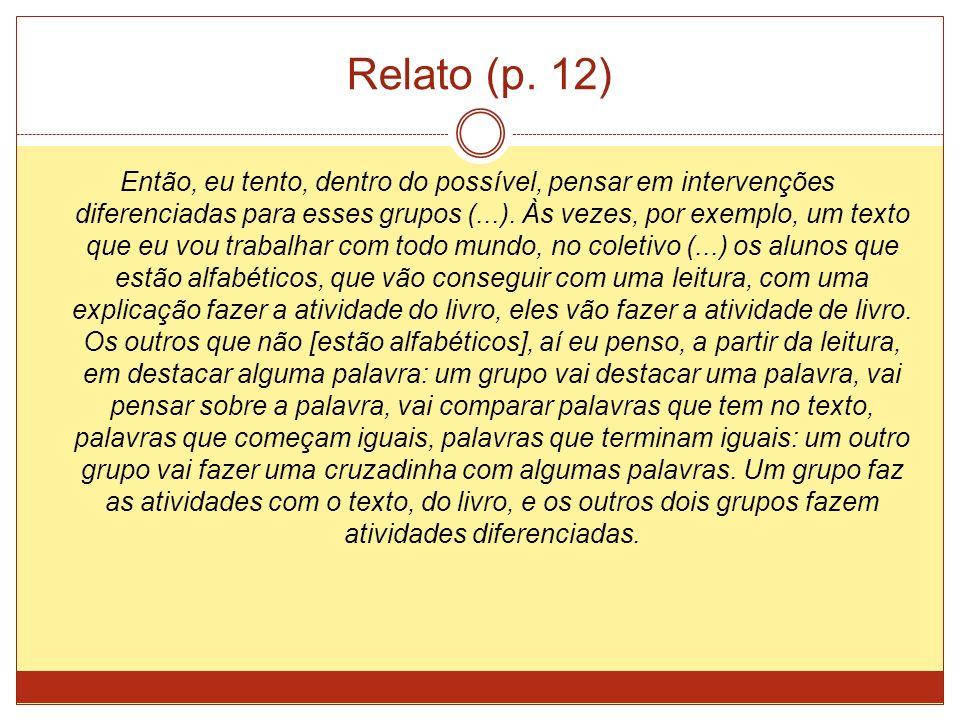 Relato (p.