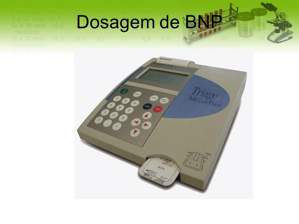 Dosagem de BNP