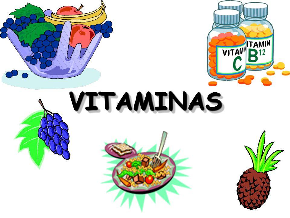VITAMINAS HIDROSSOLÚVEIS Vitamina B1 ou TiaminaVitamina B1 ou Tiamina –Deficiência: Síndrome de Wernike-KorsakoffSíndrome de Wernike-Korsakoff Beribéri: sintomas cardiovasculares, rigidez e cãimbras musculares, edema de face e extremidades, anorexia, confusão mental, oftalmoplegia e ataxiaBeribéri: sintomas cardiovasculares, rigidez e cãimbras musculares, edema de face e extremidades, anorexia, confusão mental, oftalmoplegia e ataxia Cardiomegalia, paralisia periféricaCardiomegalia, paralisia periférica Irritabilidade, depressãoIrritabilidade, depressão