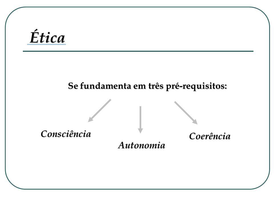 Ética é o estudo geral do que é bom ou mau.