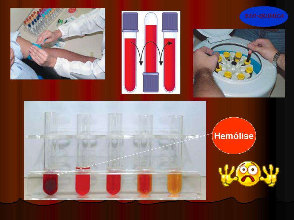 Hemólise BIO-QUIMICA