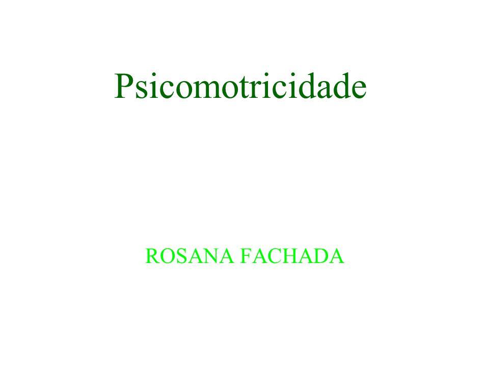 Psicomotricidade ROSANA FACHADA
