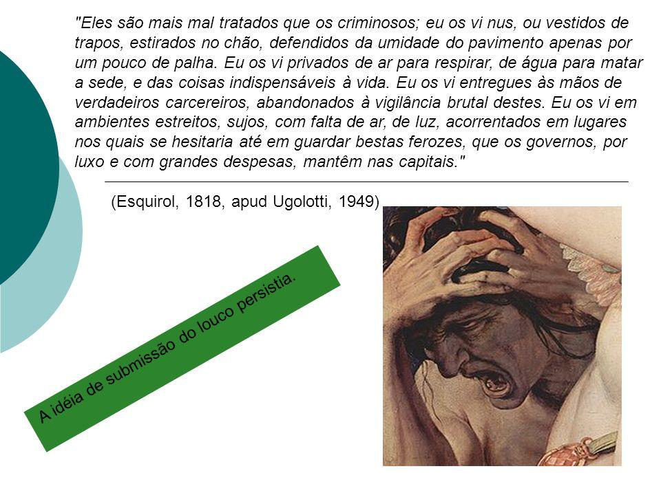 redireciona a assistência em saúde mental Reforma Psiquiátrica no Brasil - 2001 Lei nº 10.216/2001 ( Paulo Delgado) Não se usa mais paciente, mas usuário.