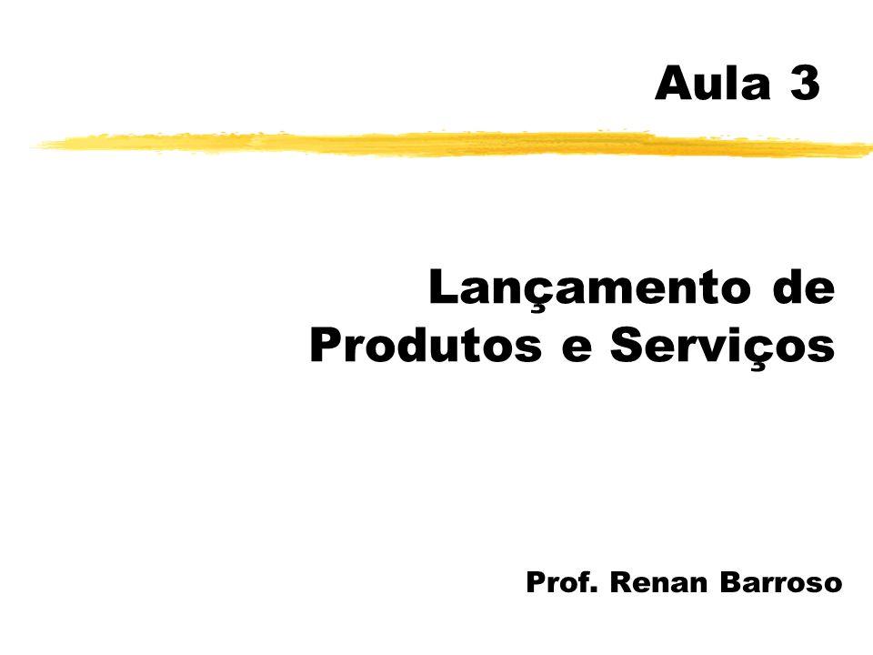 Características dos Serviços SERVIÇOS PERECIBILIDADE Por não poderem ser estocados, serviço não executado é tempo perdido e custo para o fornecedor.