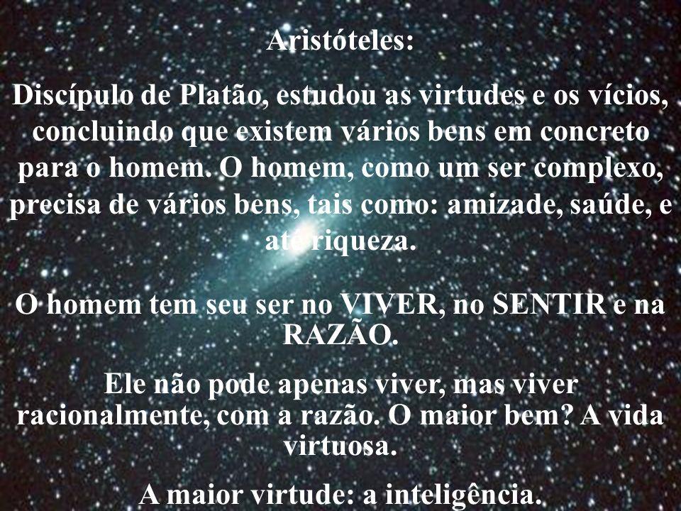 O ideal buscado pelo homem virtuoso é a imitação de Deus: aderir ao divino. Virtudes: Justiça – ordena e harmoniza Prudência ou Sabedoria – põe ordem
