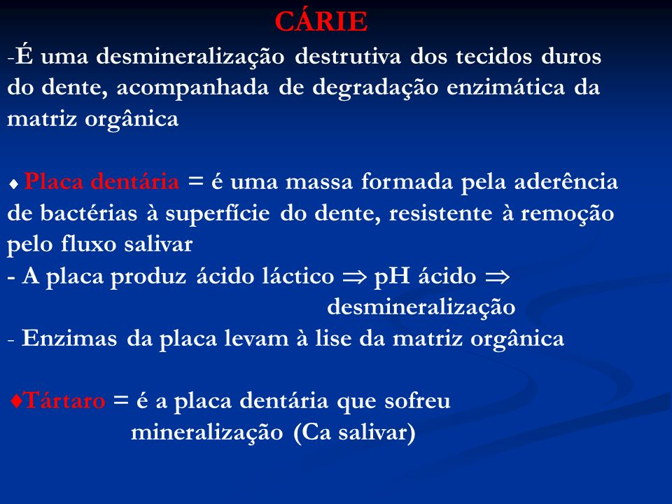 Patologias (cav.