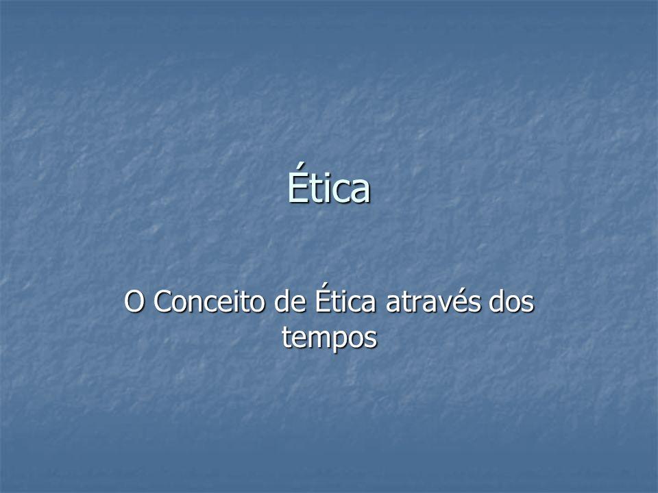 Morada Humana Ethos – ética em grego – designa a morada humana.