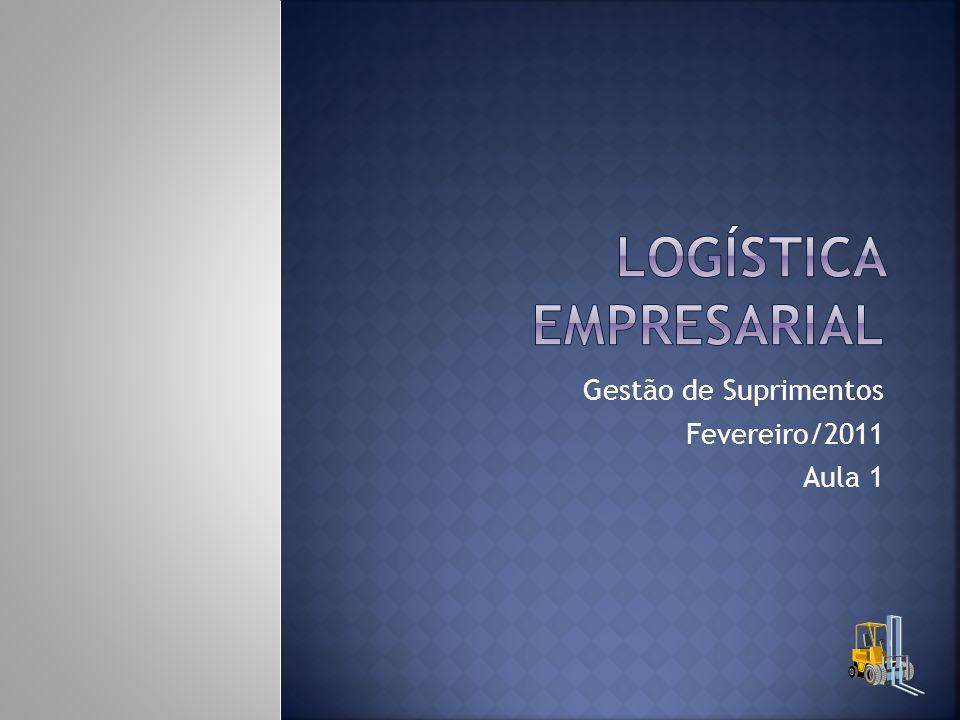 Nesses 60 anos decorridos desde a segunda guerra mundial, a logística apresentou uma evolução continuada, sendo hoje considerada um dos elementos-chave na estratégia competitiva das empresas.