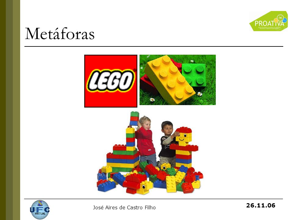 José Aires de Castro Filho 26.11.06 Metáforas