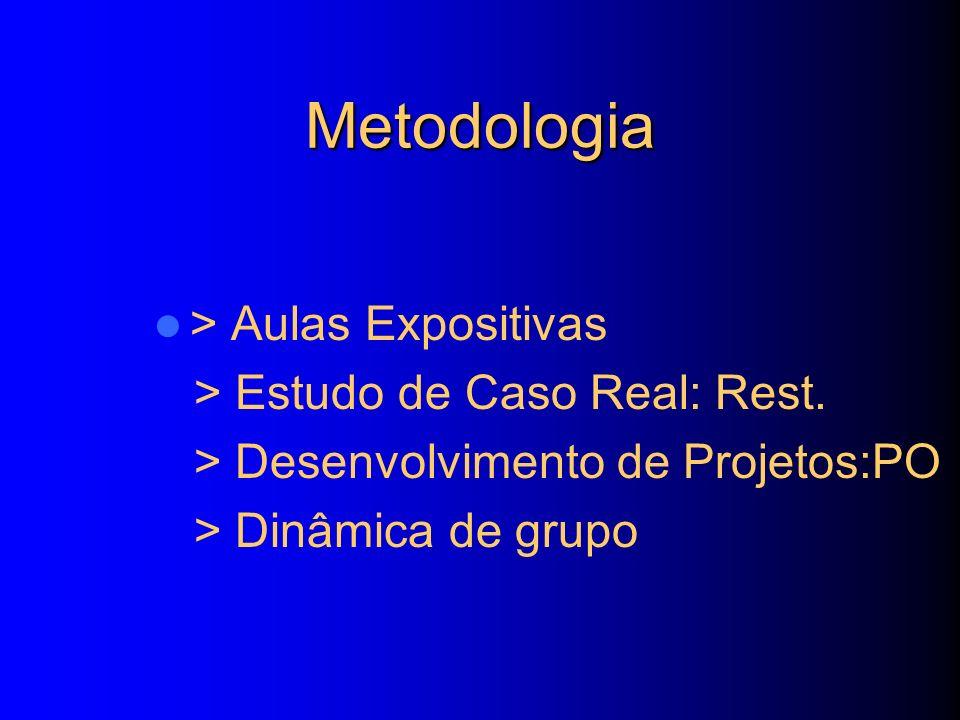 Metodologia > Aulas Expositivas > Estudo de Caso Real: Rest.