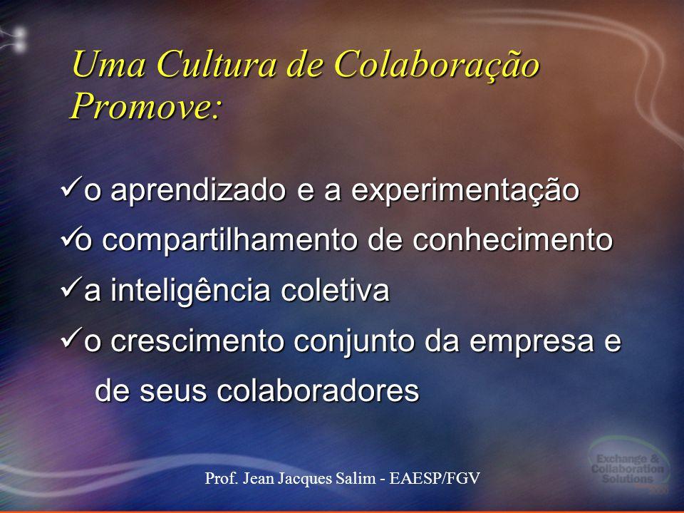 10 Stockdale-Mangione171 101000 MEC keynote 10 Prof. Jean Jacques Salim - EAESP/FGV o aprendizado e a experimentação o aprendizado e a experimentação
