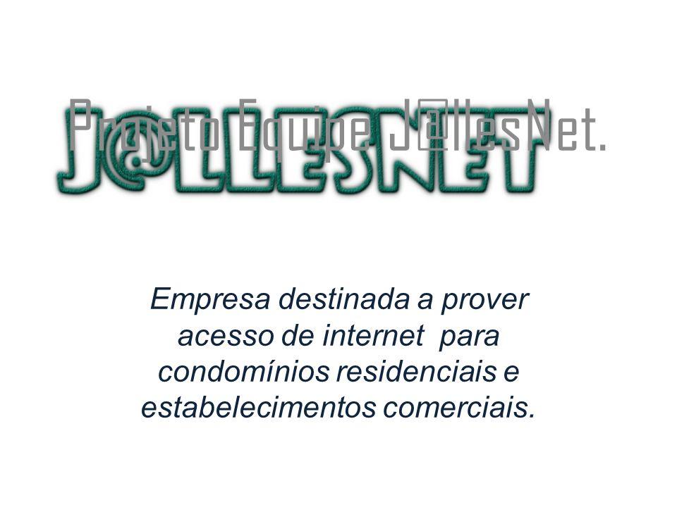 Projeto Equipe J@llesNet.
