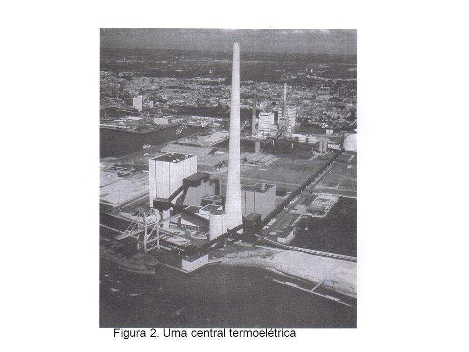 Figura 2. Uma central termoelétrica