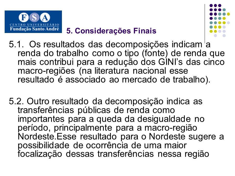 5. Considerações Finais 5.1.
