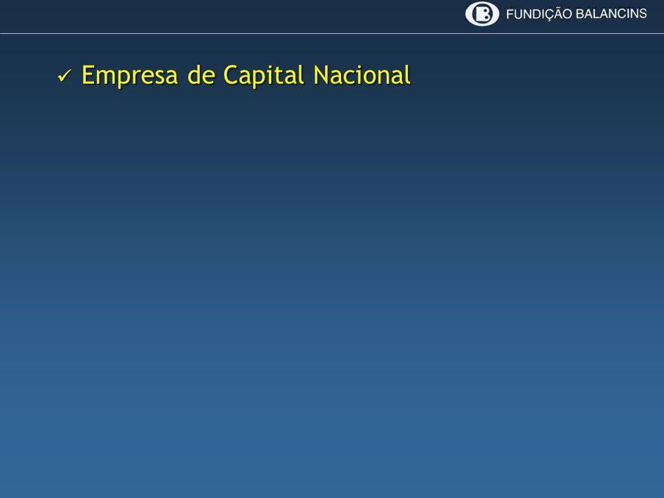 Empresa de Capital Nacional Empresa de Capital Nacional