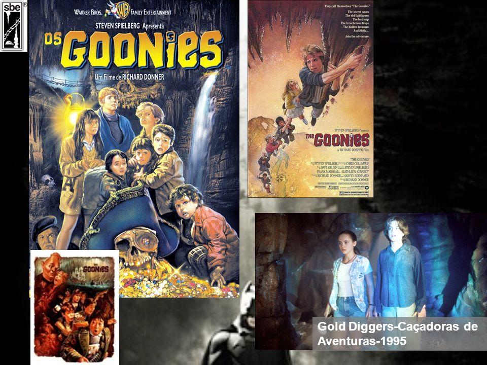 Gold Diggers-Caçadoras de Aventuras-1995 1985