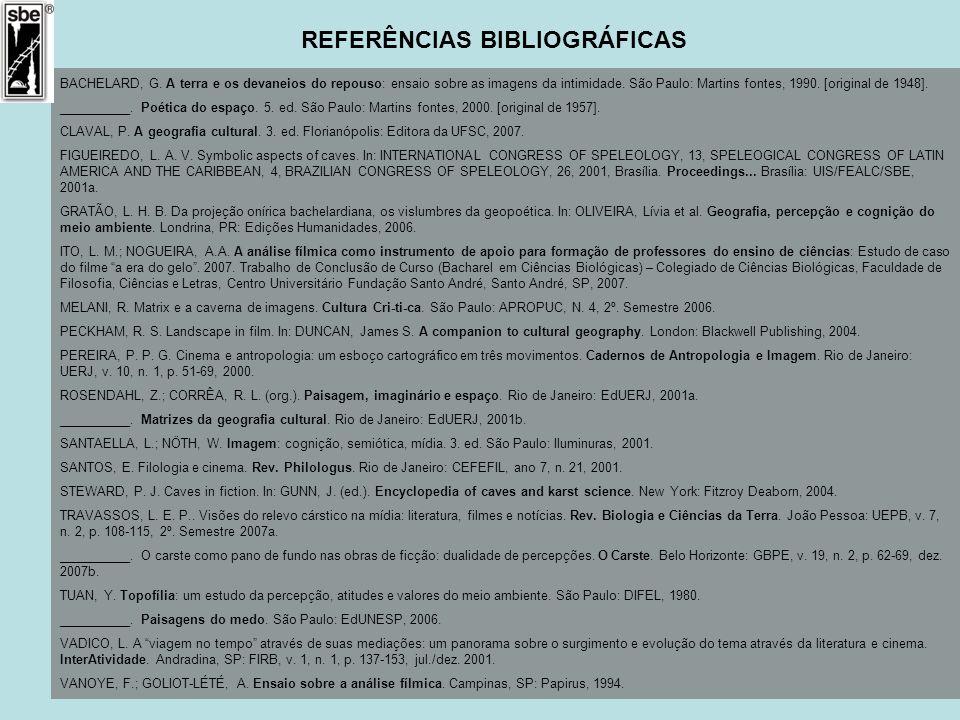 BACHELARD, G. A terra e os devaneios do repouso: ensaio sobre as imagens da intimidade. São Paulo: Martins fontes, 1990. [original de 1948]. _________