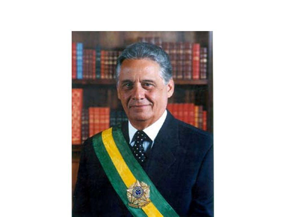 Globalização As propostas apresentadas por Cardoso partem da leitura que faz do atual momento histórico, nacional e mundial, classificado como a período da globalização.
