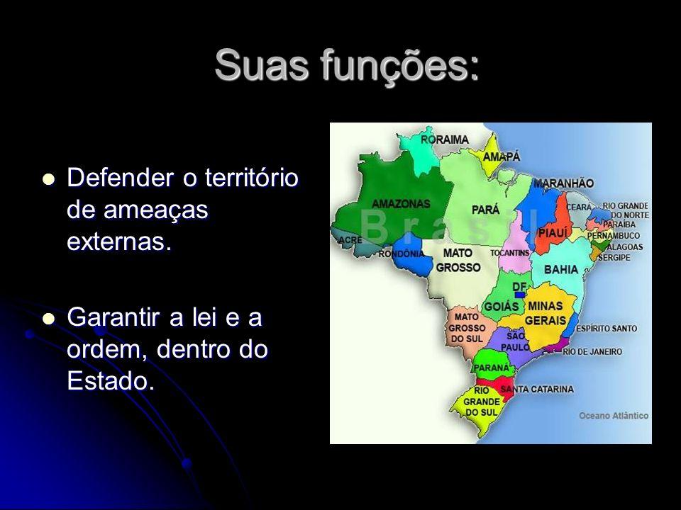 Como foi construído o Brasil.