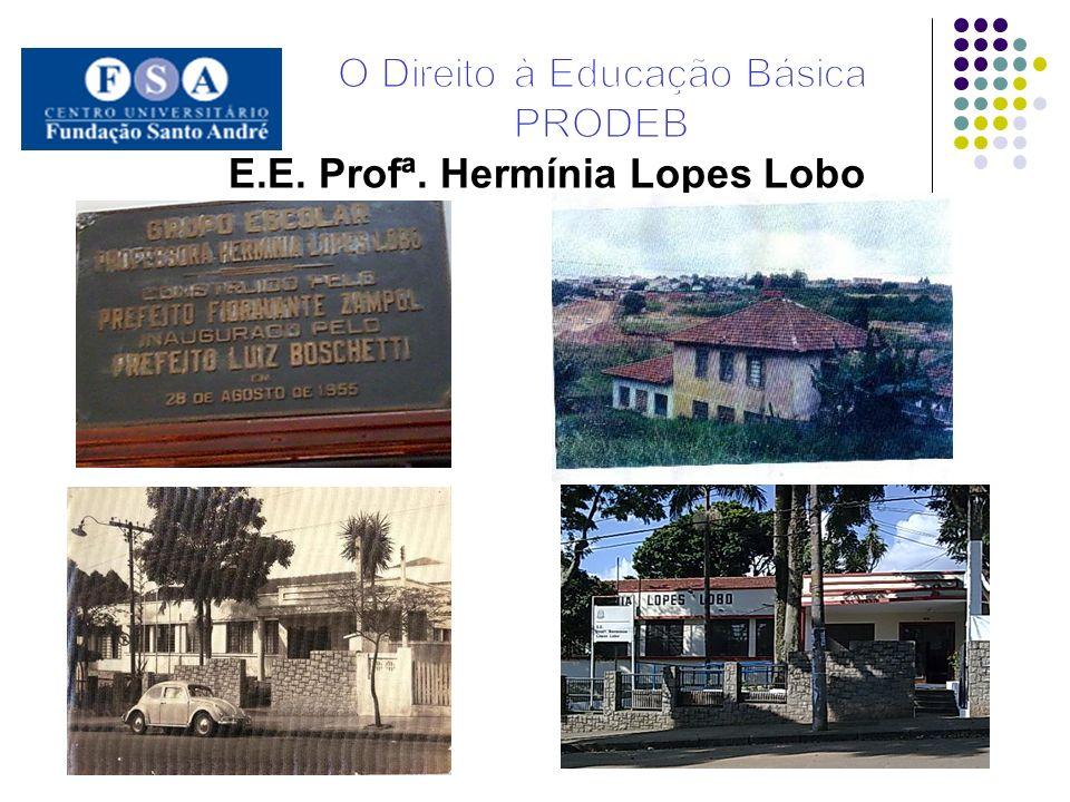 E.E. Profª. Hermínia Lopes Lobo