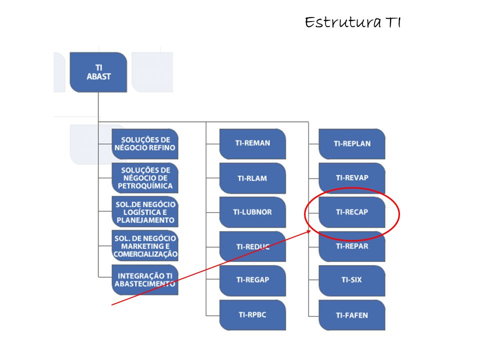 (3) Estrutura TI