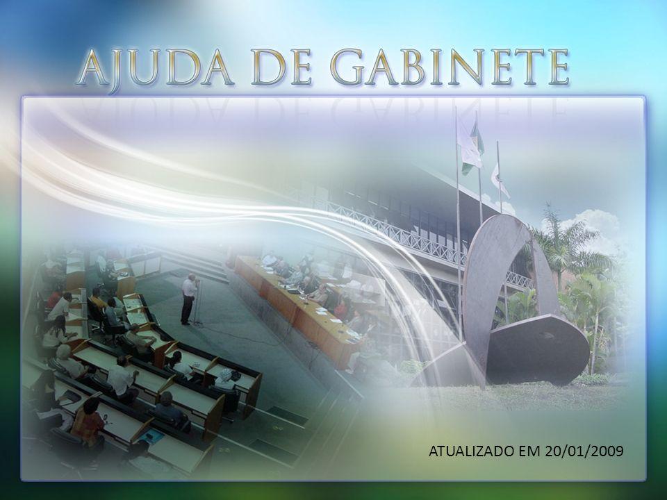 ATUALIZADO EM 20/01/2009