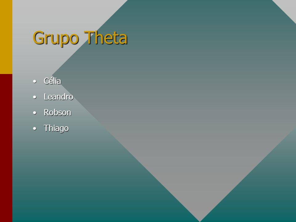 Grupo Theta CéliaCélia LeandroLeandro RobsonRobson ThiagoThiago