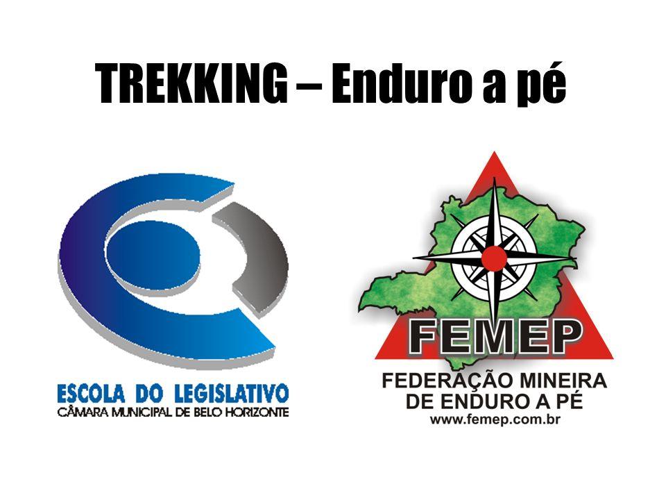 TREKKING – Enduro a pé