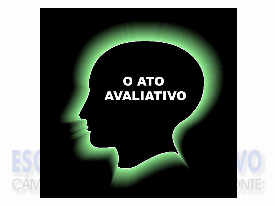 O ATO AVALIATIVO