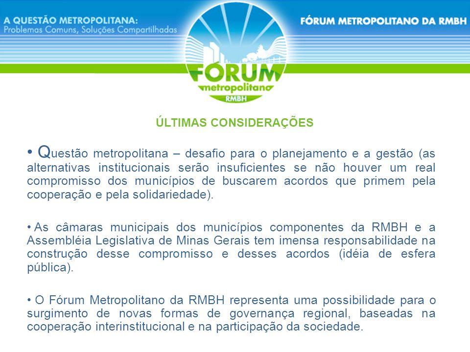 Câmara Municipal de Belo Horizonte E-mail: escoladolegislativo@cmbh.mg.gov.br divcol@cmbh.mg.gov.br Fone: (31) 3555-1466 (Escola do Legislativo) (31) 3555-1115 (DIVCOL) Site do Fórum Metropolitano da RMBH: www.cmbh.mg.gov.br/forummetropolitano www.cmbh.mg.gov.br/forummetropolitano CONTATOS