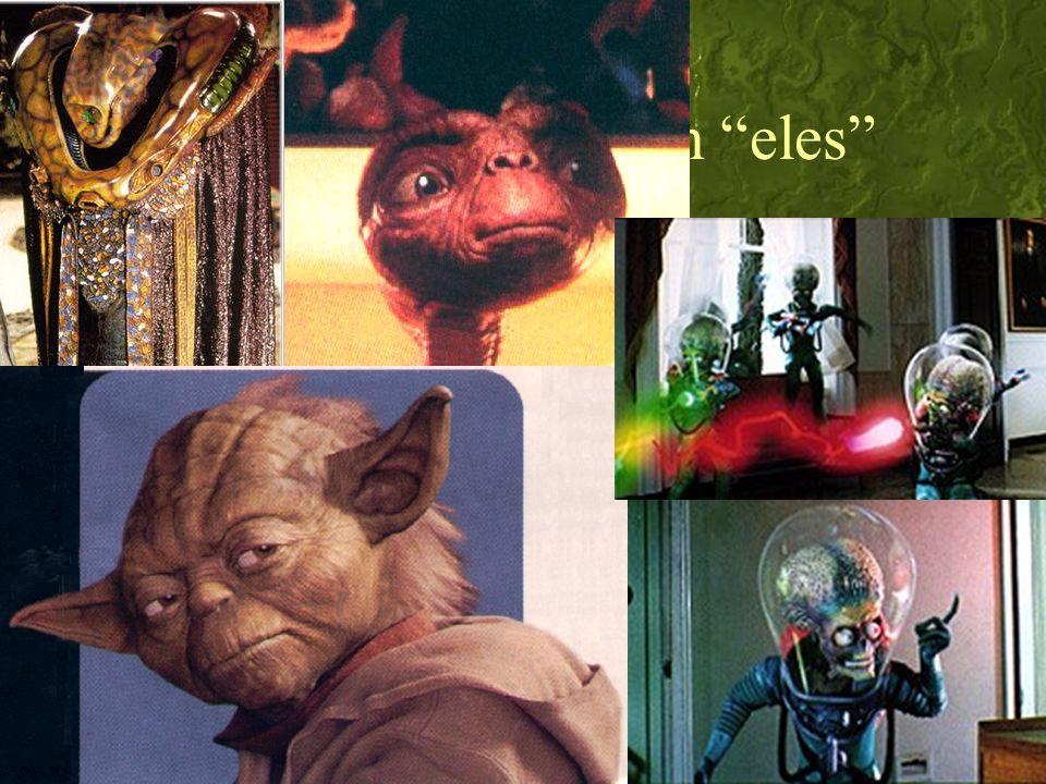 46 Quem de fato seriam eles ET Vorlons Yoda Marte Ataca ID4 V