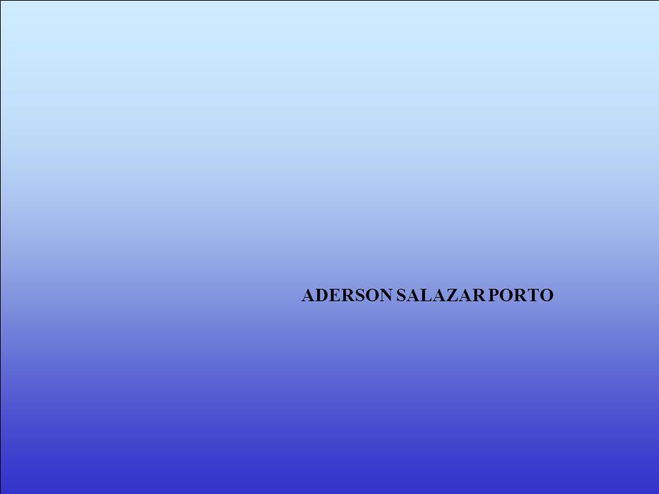 ADERSON SALAZAR PORTO