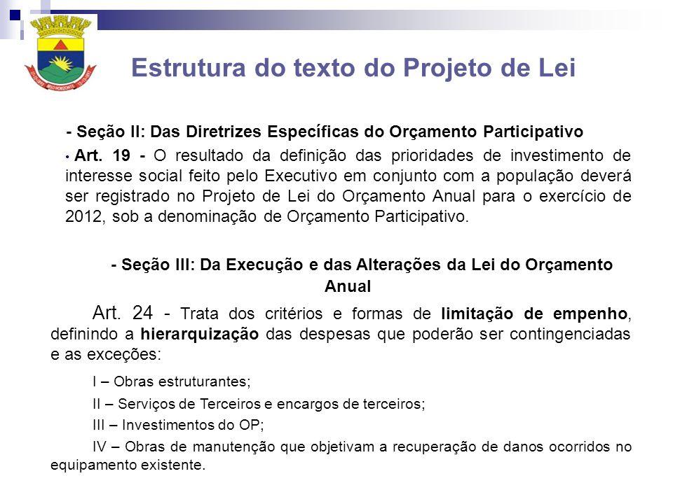Anexo I: Metas fiscais Avaliação do Cumprimento das Metas Fiscais Relativas ao Ano Anterior; Demonstrativo das Metas Anuais; Evolução do Patrimônio Líquido do Município de Belo Horizonte - Período 2009/2011; Avaliação da Situação Financeira e Atuarial; Demonstrativo da Estimativa da Renúncia de Receita; Demonstrativo da Estimativa da Margem de Expansão das Despesas Obrigatórias de Caráter Continuado; Prioridades e Metas para 2013.