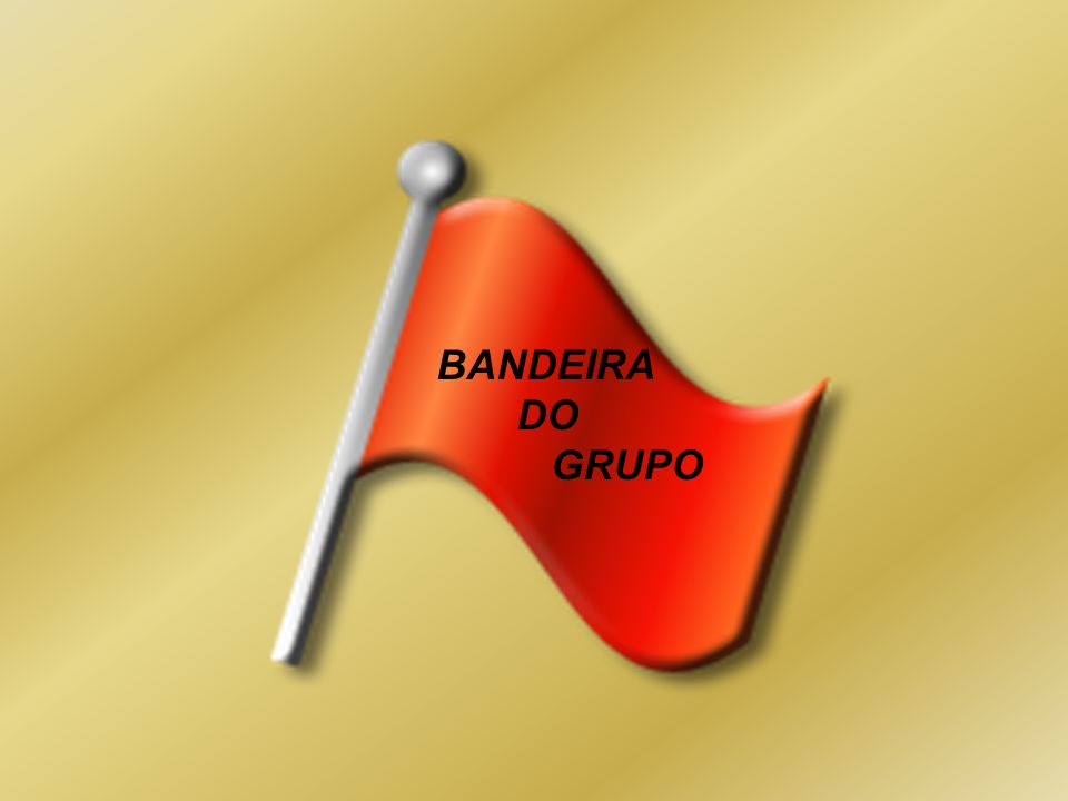 BANDEIRA DO GRUPO