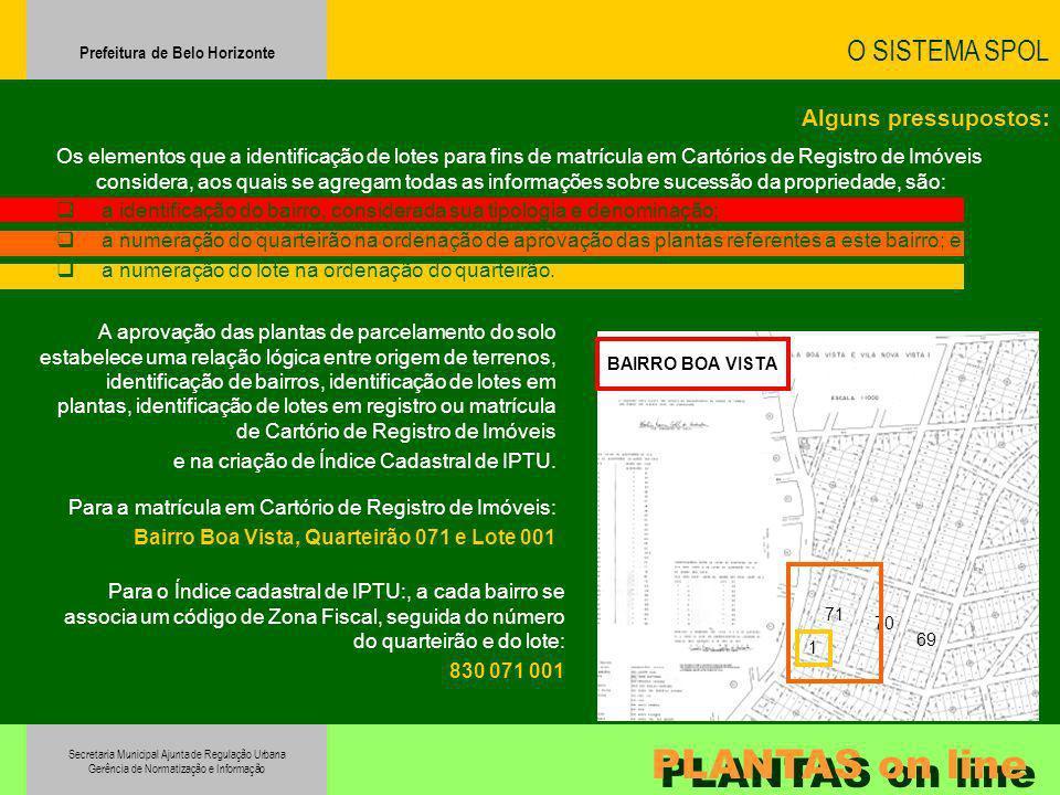 INTRANET SMARU TREINAMENTO PARA UTILIZAÇÃO DE SISTEMAS DISPONÍVEIS NA SPOL III SARIP III FICHA DE OBRA TRABALHO PELA VIDA SPOL - Sistema Plantas On Li