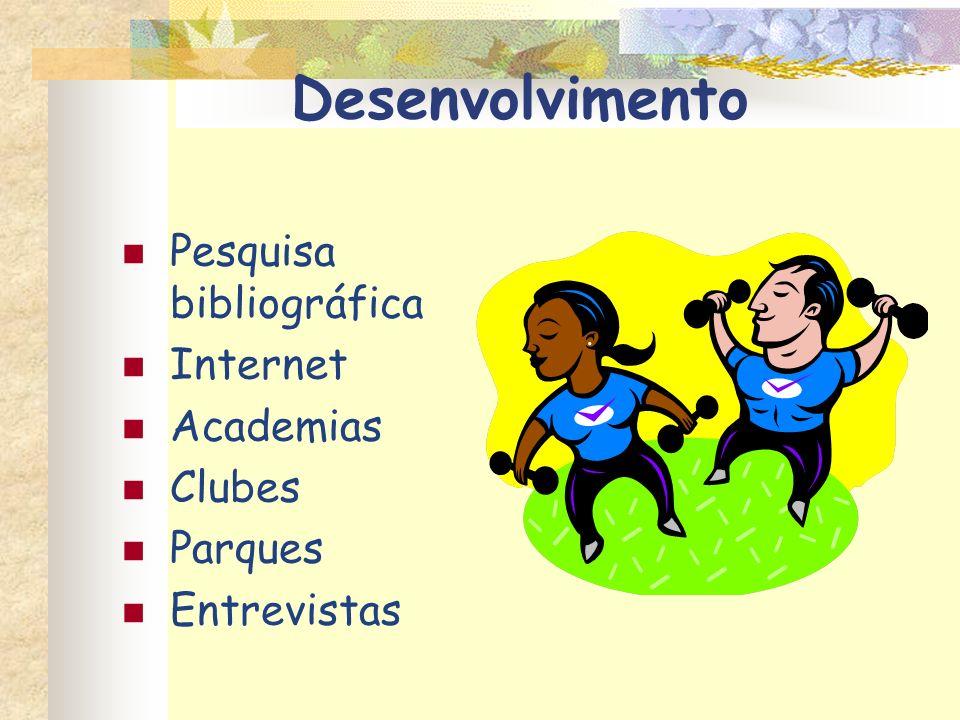 INTRODUÇÃO Grande parte da população hoje no Brasil, é sedentária O sedentarismo aliado ao stress, a má alimentação, ao tabagismo, é causa de doenças