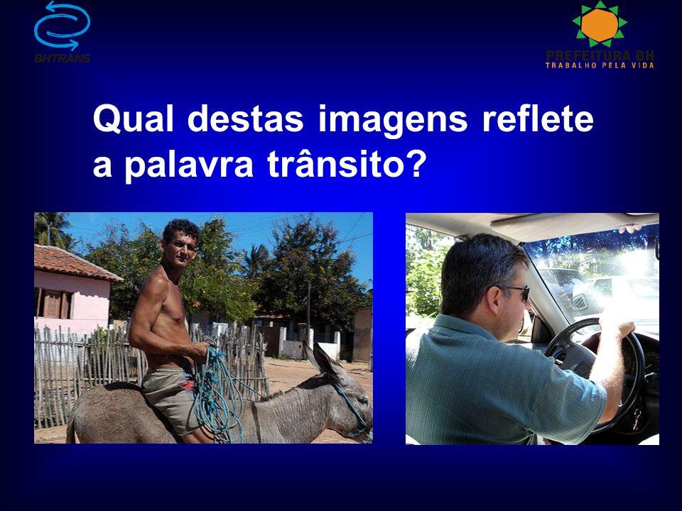 Quem você é? w Pedestre w Passageiro w Condutor w Morador w Comerciante/cliente