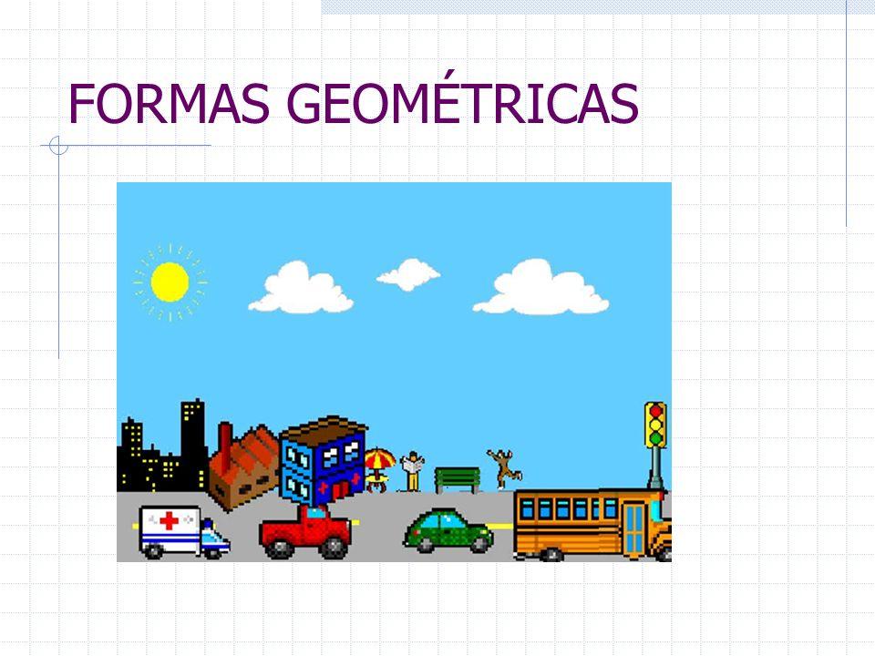 OBJETIVOS Integrar as áreas de Inglês e Matemática através do estudo das formas geométricas simples nas turmas de 1ª e 2ª séries desta instituição.