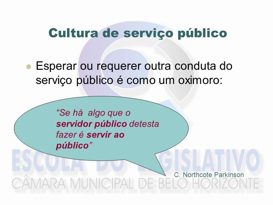 Cultura de serviço público Filme
